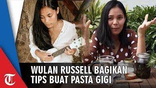 Wulan Russell Bagikan Tips Bikin Pasta Gigi dan Deodoran Sendiri untuk Kurangi Sampah Plastik