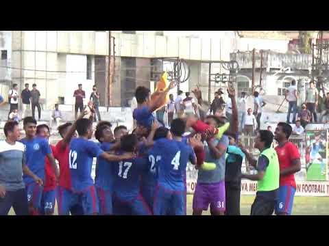 লাকি শ্রীবাস্তব ফুটবল টুর্নামেন্ট জিতল এএসইবি
