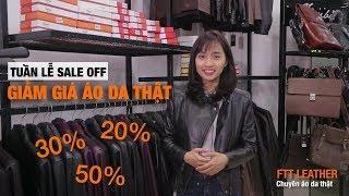 Chương trình Sale off tháng 10 FTT LEATHER