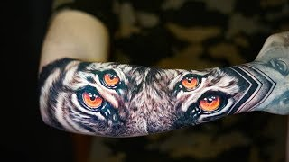The Most Powerful Tattoos You Have Never Seen Before