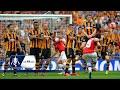 Cazorlas 2014 FA Cup Final free-kick.