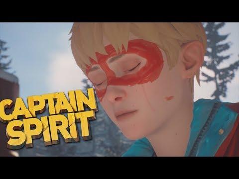 Captain Spirit | CO SE VLASTNĚ STALO?! | #4 | České titulky | 1080p
