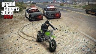 GTA 5 Roleplay - DOJ 242 - Test Drive (Criminal)