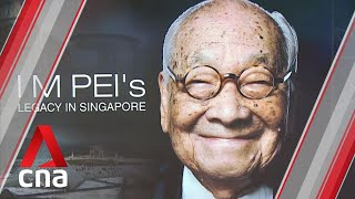 Iconic Buildings In Singapore Featuring The Late IM Pei's Designs