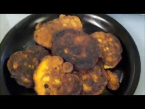 Paleo South Indian-Style Okra Fritters