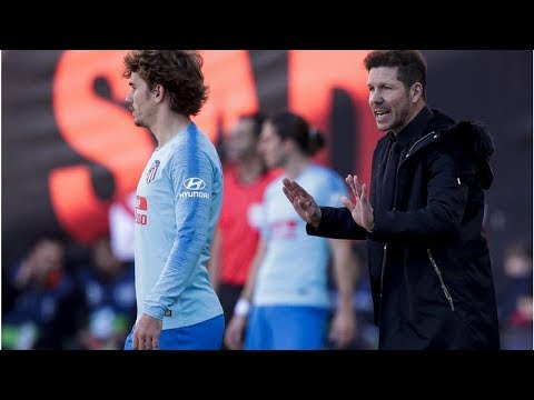 El derrumbe más caro del Atlético de Simeone