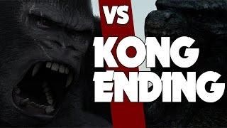 KONG ENDING! | KING KONG VS GODZILLA