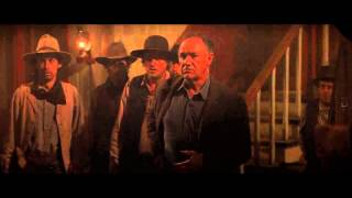 """Unforgiven"" - Shootout Scene HD"