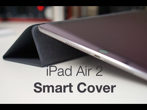 iPad Air 2 Smart Cover Review