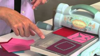 Sizzix Magnetic Platform with Multiple Dies