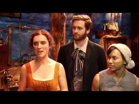 SeaWife featured on BroadwayWorld