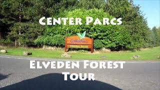 preview picture of video 'Center Parcs Elveden Forest Tour - Oct 2013'