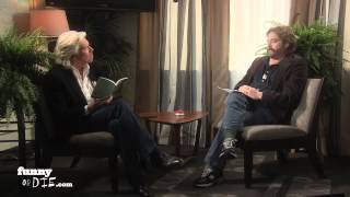 Between Two Ferns with Zach Galifianakis: Richard Branson