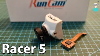 Runcam Racer 5 - First Gyro Equipped FPV Camera