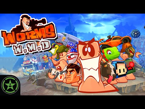 Let's Play - Worms WMD
