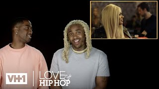 Laughing's Not the Answer - Check Yourself: S5 E2 | Love & Hip Hop: Hollywood - Video Youtube