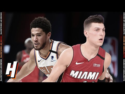 Phoenix Suns vs Miami Heat – Full Game Highlights | August 8, 2020 | 2019-20 NBA Season