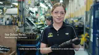 Cat® Reman Employees Share the Value of Remanufacturing