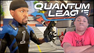 Going On A 2V2 Killing Spree With Trent! (Quantum League)