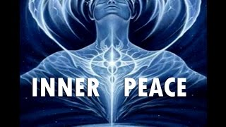 Relaxing Zen Music - Inner Peace - Binaural beats and Isochronic tones  - With Water Sounds -