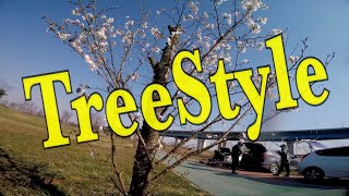 TREEstyle - drone fpv freestyle // Armattan Rooster // T-motor // 트리스타일 - 드론 fpv 프리스타일