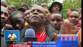 Shambulizi la Sugoi: Makaazi ya William Ruto yashambuliwa