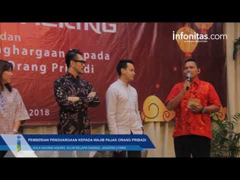 KPP Pratama Kelapa Gading Gelar Tax Gathering