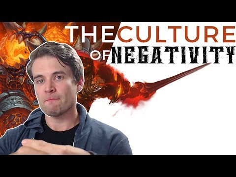Brian Kibler Discusses the Culture of Negativity in Hearthstone