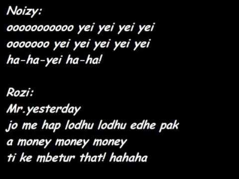 Noizy ft RRadi - Mr Yesterday