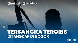 Teroris Diduga Jaringan JAD Ditangkap di Bogor, Miliki Peran Siapkan Bahan Baku Peledak