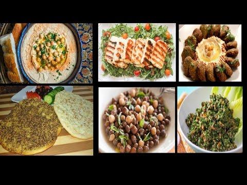 Video Makanan Khas Arab yang Dikenal Dunia