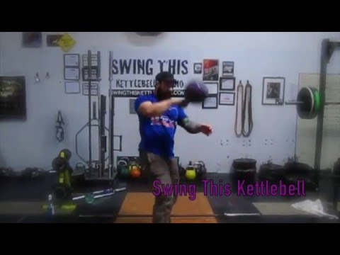 Kettlebell Swing Snatch