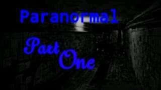 Paranormal Part 1:Creepy Undertaker Head!!!!