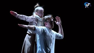 Студия экспериментального танца «Цех» устроила первый и последний показ постановки «Ищу человека»