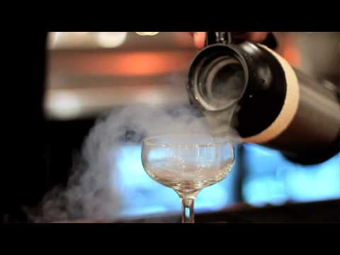 Dave Arnold On Centrifuges & Liquid Nitrogen