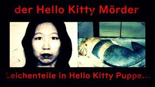 der Hello Kitty Mörder von Hong Kong -Schädel in Hello Kitty Puppe!