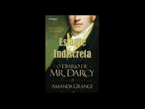 Estante Indiscreta - Leituras de Setembro de 2015 #3 - O Diário de Mr. Darcy