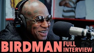 """Birdman on Feud with Lil Wayne, Rich Gang """"Lifestyle"""" Parody, And More! (Full Interview)   BigBoyTV"""