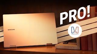 Samsung Galaxy Book Pro & Pro 360 Hands On