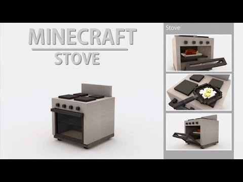 FREE] Model Stove for Cinema 4d Minecraft Blog
