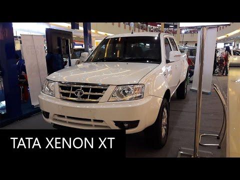 Tata Xenon XT - Exterior and Interior Walkaround