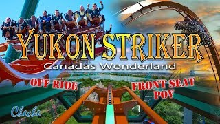 Ride Yukon Striker POV Front Seat View