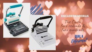 The Cinch Furos Redondo E Quadrado - Coisas De Ateliê