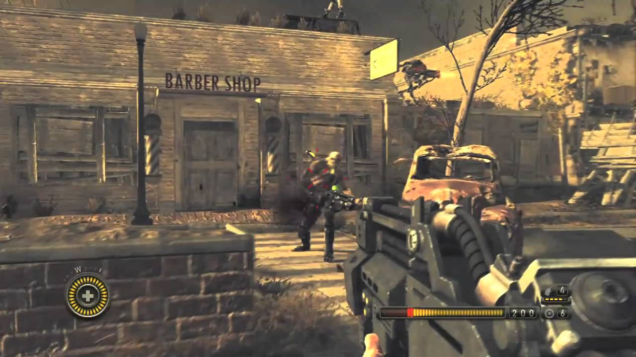 New Creative Ways Of Crushing Humans Comes To Resistance 3