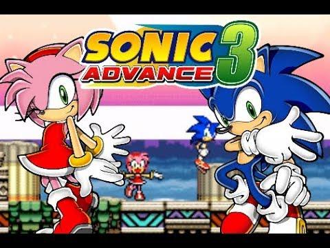 Sonic Advance 3 Boss