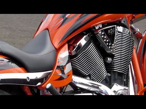 Victory Motorcycles Jackpot review
