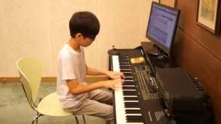 Gene Harris Blue Bossa  - Playing yohan Kim