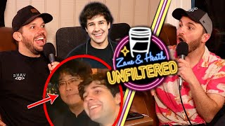 Sneaking David Dobrik into a Private Celebrity Party - UNFILTERED #24