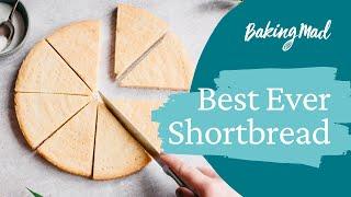 Best Ever Shortbread Recipe