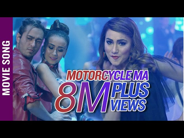 "Thumnail of ""Motorcycle Ma"" - Song of Movie Prem Geet 2"